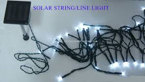 solar led xmas lights wholesale solar christmas string light buy discount solar