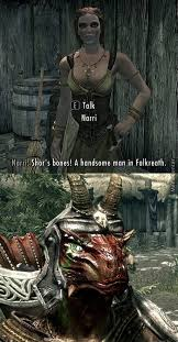 Handsome Man Meme - a handsome man in falkreath by optix meme center