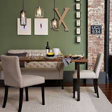 Modern Ideas For Dining Room Ideas For Dining Room Buffet Ideas - Dining room table with sofa seating