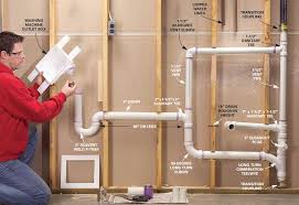 how to plumb a house easier water changes how to plumb into house drain reef central