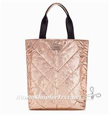 victoria secret tote bag black friday victoria secret free rose gold tote how to shop for free with