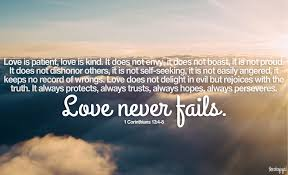 Gospel Quotes About Love by Bible Verse 1 Corinthians 13 Love Is Patient Love Is Kind Love