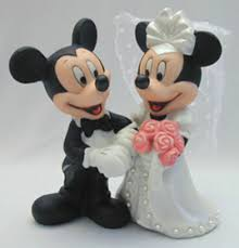 mickey minnie cake topper mickey mouse wedding minnie disney