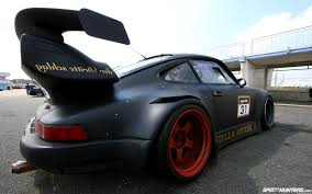 porsche widebody rear porsche cars vehicles sports cars porsche 930 turbo black cars