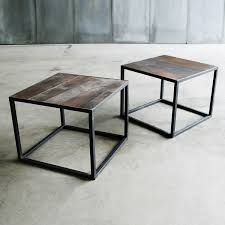 60 x 60 coffee table coffee table mesa by heerenhuis enter the loft