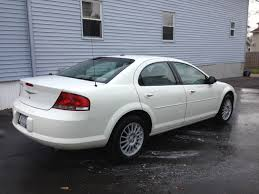 2006 chrysler sebring old car and vehicle 2017