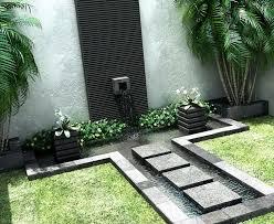 home garden interior design waterfall design for home house small garden waterfall designs