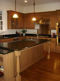 How To Make A Kitchen Island How To Build A Kitchen Island From Stock Cabinets Loversiq