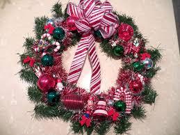 24 best vintage custom made wreaths images on
