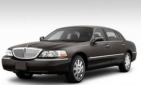 town car service airport transportation a quality sedan