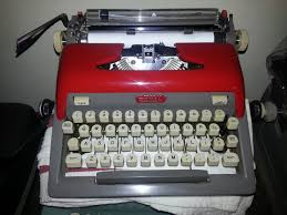 working manual typewriter for sale home