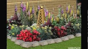 flower garden layout flower garden designs home design ideas