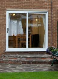 Upvc Sliding Patio Doors White Patio Doors 2 Pane Upvc Sliding