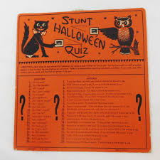 take our halloween quiz to win the fortune lounge club best 25