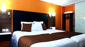 chambre marron et turquoise chambre orange et marron chambre turquoise et marron turquoise