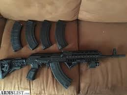 ak 47 laser light combo armslist for sale saiga ak 47 russian converted