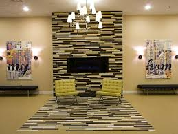 Fireplace Wall Tile by 10 Colorful Tile Fireplaces Hgtv
