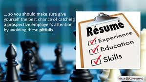 avoiding resume mistakes common resume mistakes you should avoid
