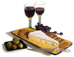 ceramic cheese plate colorful ceramic serving platter with mouse handle cheese spreader