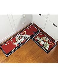 amazon com kitchen rugs home kitchen