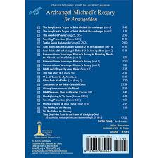 rosary cd archangel michael rosary intermediate pace mp3 the summit