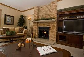 livingroom fireplace how to decorate living room with fireplace home interior design