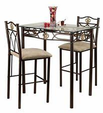 Small Kitchen Table And Chairs by Small Kitchen Table Ebay