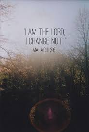 Scripture Verses On Comfort Comforting Scripture Verses I Am The Lord I Change Not