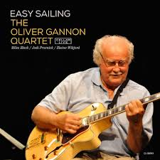 Gannon by Oliver Gannon Quartet Easy Sailing U2013 Cellar Live