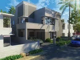 Arabian Model House Elevation Kerala Recent Arabian Modern Contemporary Beautiful House Design 3d Front