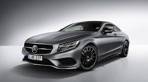 mercedes car s class mercedes s class coupé edition more exclusive