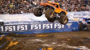 monster truck show metlife stadium monsterjam show review exclusive monsterjam toy preview