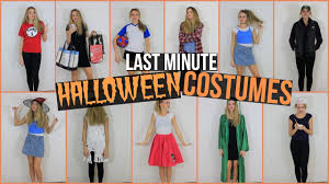 halloween costumes for tall men 13 last minute halloween costume ideas youtube