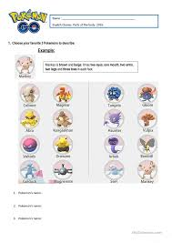 putting the go in pokémon go 6 pokémon inspired esl group