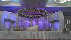 engagement ceremony decor ideas wedding decorations flower