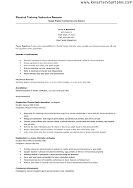amazing on the job training resume gallery simple resume office