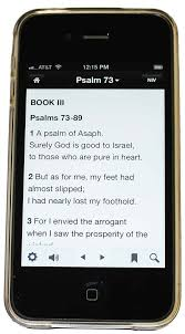 glo bible app for android the bible there s an app for that the christian chronicle