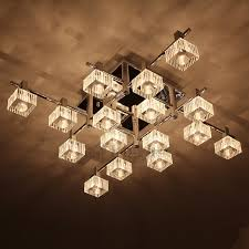 Flush Mounted Ceiling Lights by Modern Semi Flush Mount Ceiling Light With G4 Bulb Base