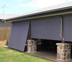 Track Guided Outdoor Blinds Outdoor Roller Blinds Outdoor Blinds Roller Blinds Pinterest