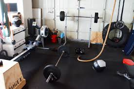 fitbomb home sweet home gym