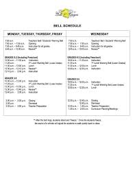 class bell rings images Bell schedule iliahi elementary school jpg