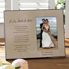 personalized wedding photo frame the to my parents personalized wedding frame is beautiful and