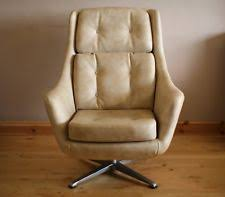 Retro Swivel Armchair Vintage Retro Swivel Chairs Ebay