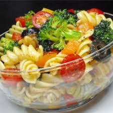 Pasta Salad Recipes With Italian Dressing Quick Italian Pasta Salad Recipe Allrecipes Com