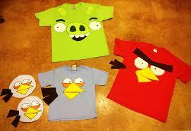 Angry Birds Halloween Costume Angry Birds Halloween U2013 Thinkliz
