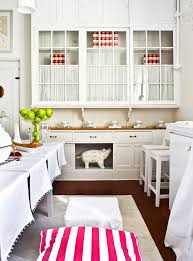 Small Kitchen With White Cabinets Beautiful Efficient Small Kitchens Traditional Home