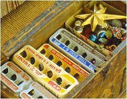 Christmas Decoration Storage Tips by Ways To Repurpose Egg Cartons Tips Saving Advice