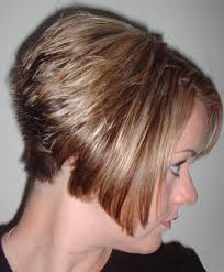 bob hairstyle cut wedged in back hairxstatic angled bobs gallery 3 of 8