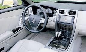 xlr v cadillac 2006 cadillac xlr v instrumented test car and driver
