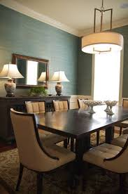 Dining Room With Wainscoting Grasscloth Wainscoting The Perfect Combo For My Living Room
